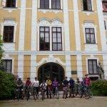 Cyklokurz Třeboň - Základní škola Všeruby