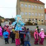 Loučení se zimou v Mateřské škole Všeruby